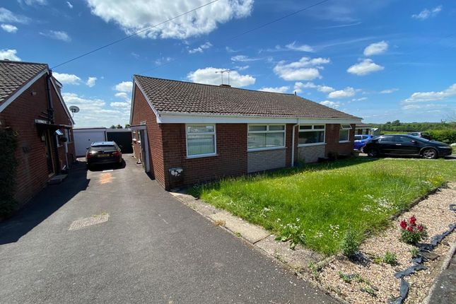 2 bed semi-detached bungalow for sale in Holywell Road, Southam CV47