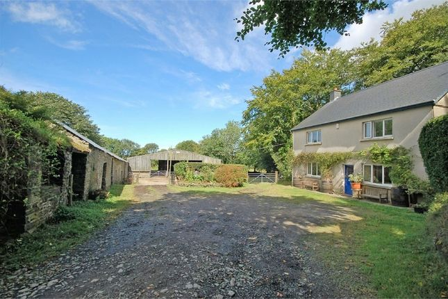 Thumbnail Farm for sale in Cilcennin, Lampeter