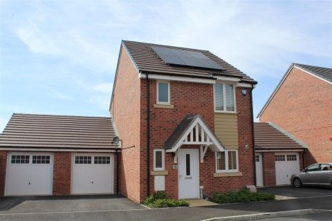3 bed detached house for sale in Proctor Drive, Haywood Village, Weston-Super-Mare