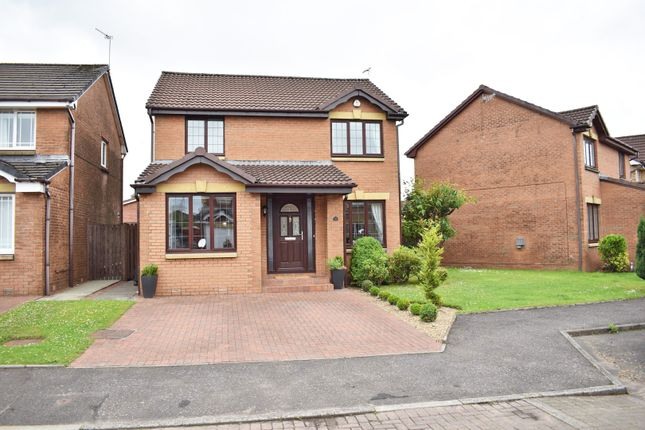 Thumbnail Detached house for sale in 35 Mary Fisher Crescent, Dumbarton