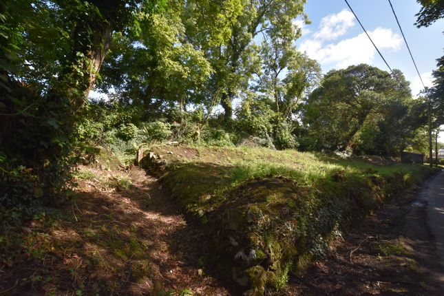 Thumbnail Land for sale in Trehaddle, Cusgarne