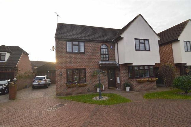 Thumbnail Detached house for sale in Magnolia Place, Stanford-Le-Hope, Essex