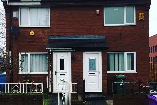 Thumbnail Semi-detached house to rent in Webb Street, Liverpool