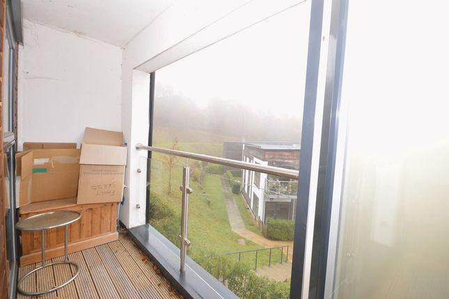 Balcony of Wispers Lane, Haslemere GU27