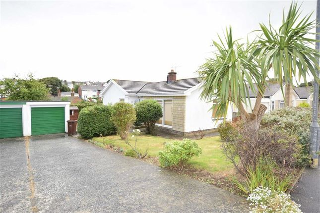 Thumbnail Detached bungalow to rent in Bede Haven Close, Bude, Cornwall