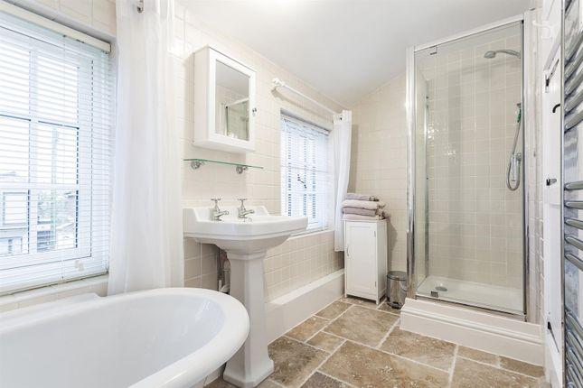 Bathroom of Burley Lane, Quarndon, Derby DE22