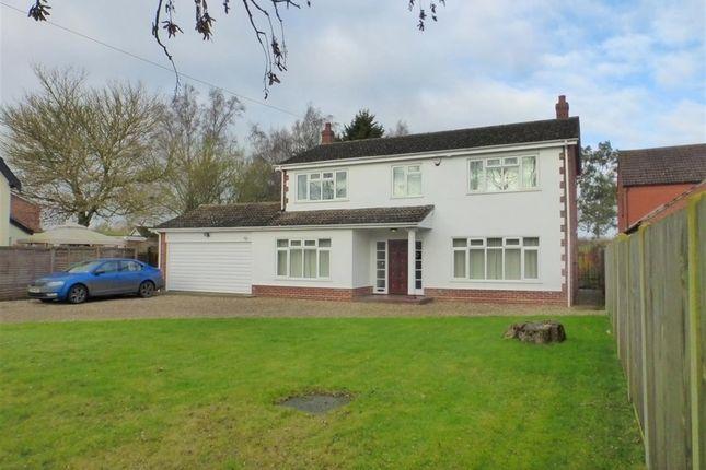 Thumbnail Detached house for sale in Dukes Lane, Caston, Attleborough