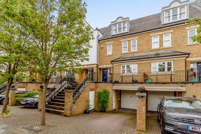 Thumbnail Terraced house for sale in Admiralty Way, Teddington