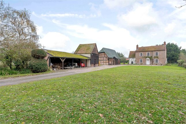 Thumbnail Detached house for sale in Kennel Lane, Steventon, Abingdon, Oxfordshire