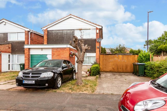 Thumbnail Detached house to rent in Joseph Creighton Close, Binley, Coventry