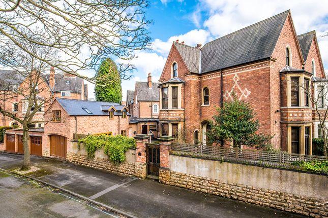 Thumbnail Semi-detached house for sale in Holles Crescent, The Park, Nottingham