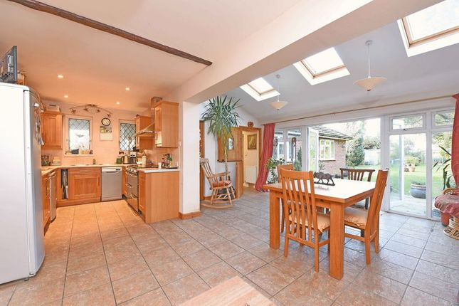 Thumbnail Semi-detached house for sale in Hill Meadow, Overton, Basingstoke