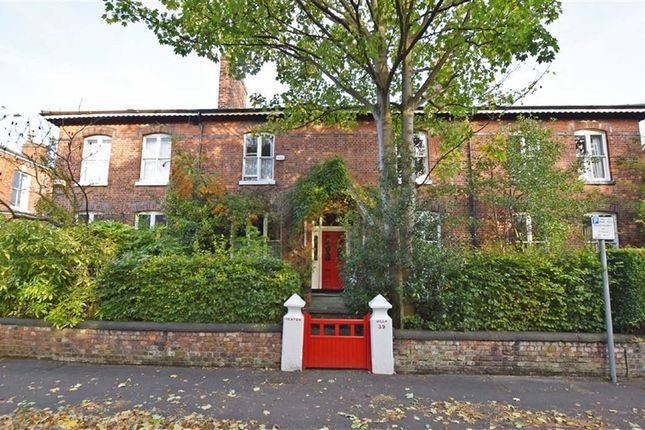 Thumbnail Terraced house for sale in Heaton Road, Withington, Manchester