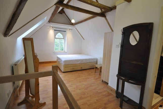 Thumbnail Flat to rent in Church Road, Watford