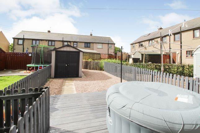 Rear Garden of Lintmill Terrace, Aberdeen AB16