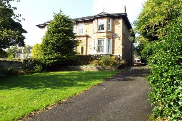 Thumbnail Semi-detached house to rent in Smithycroft Road, Riddrie