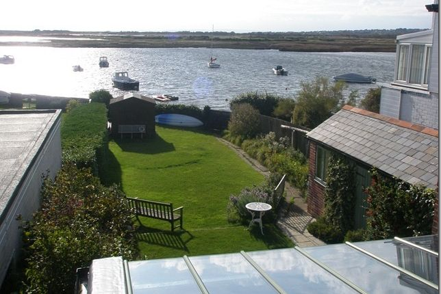 Thumbnail Town house to rent in Stanpit, Mudeford, Christchurch