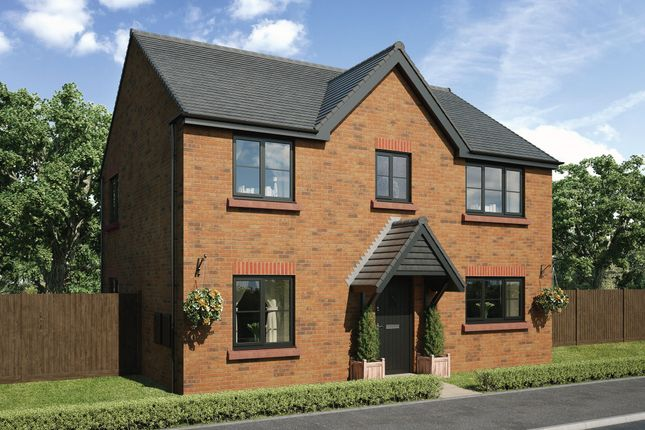 Thumbnail Detached house for sale in Chorley New Road, Horwich