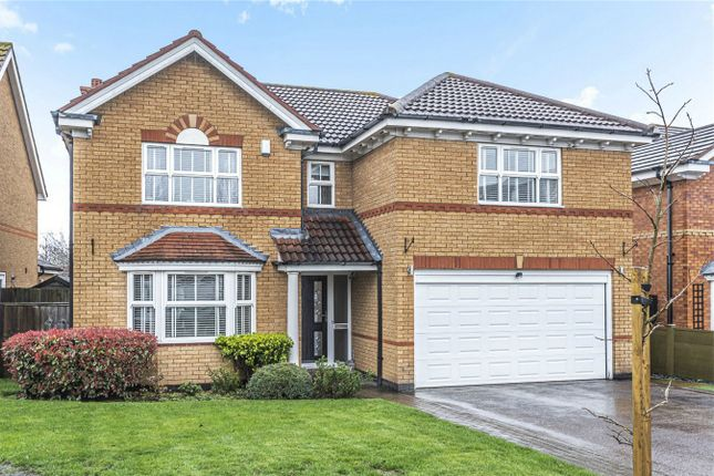 Thumbnail Detached house for sale in Melrose Drive, Elstow, Bedford