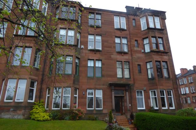 Thumbnail Flat to rent in 12 Woodcroft Avenue, Broomhill, Glasgow
