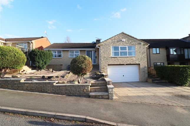 Thumbnail Detached house for sale in Raneld Mount, Walton, Chesterfield