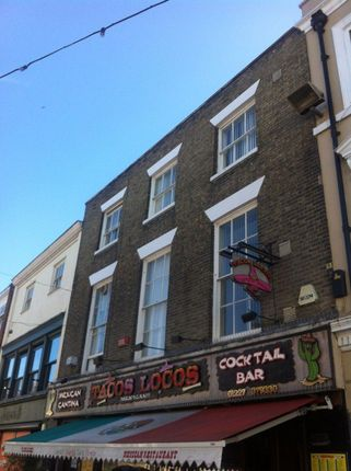Thumbnail Flat to rent in St Peters Street, Canterbury, Kent