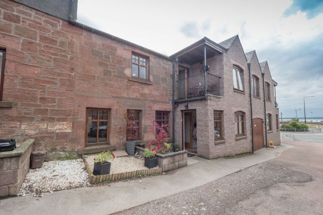 Thumbnail Town house for sale in The Old Printworks, Western Road, Montrose