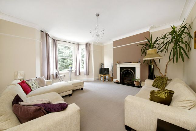 Thumbnail Flat for sale in Victoria Crescent, London
