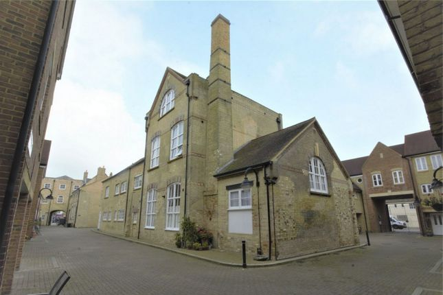 Flat for sale in Chandlers Wharf, St. Neots