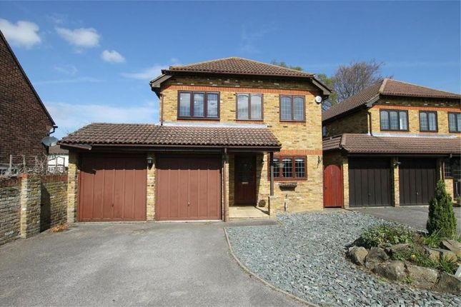 Thumbnail Detached house to rent in Chailey Place, Hersham, Surrey