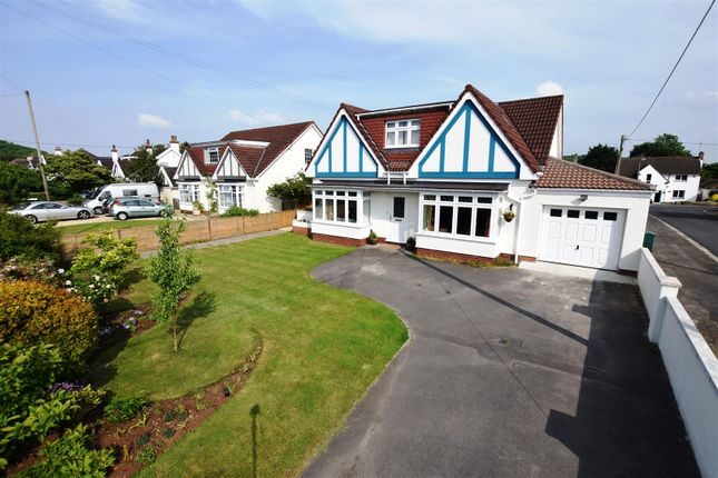 Thumbnail Detached house for sale in Sandy Lodge, Edward Road, Clevedon