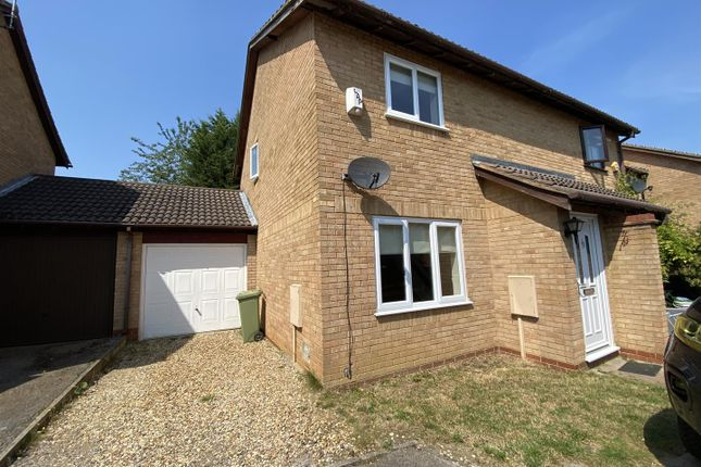 Thumbnail Semi-detached house to rent in Orne Gardens, Bolbeck Park, Milton Keynes