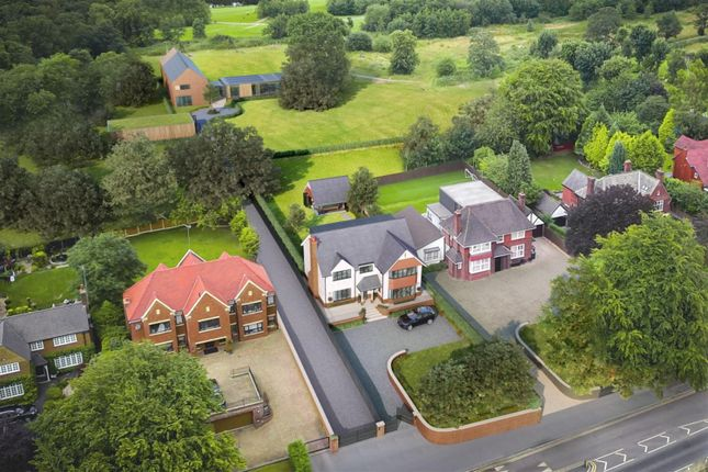 Thumbnail Detached house for sale in Leigh Road, Worsley