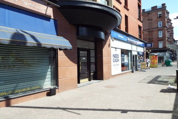 Thumbnail Flat to rent in Great Western Road, West End