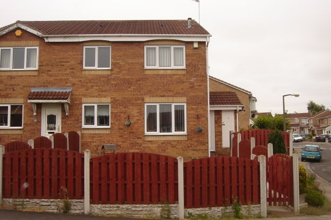 Thumbnail Town house to rent in Epping Grove, Sothall