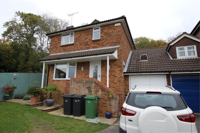 Thumbnail Detached house for sale in Hoover Close, St Leonards-On-Sea, East Sussex