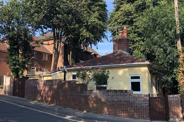Thumbnail Detached bungalow for sale in Waterhouse Lane, Shirley, Southampton