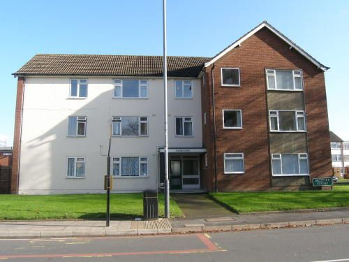 Thumbnail 2 bedroom flat to rent in 8 Dugdale Court, Brunswick Street, Leamington Spa
