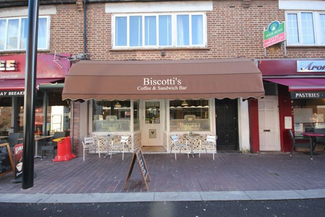 Thumbnail Retail premises for sale in Biscotti's Coffee & Sandwich Bar, Pound Place, Eltham