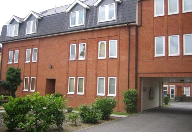 Thumbnail Flat to rent in The Drift, Spring Road, Ipswich