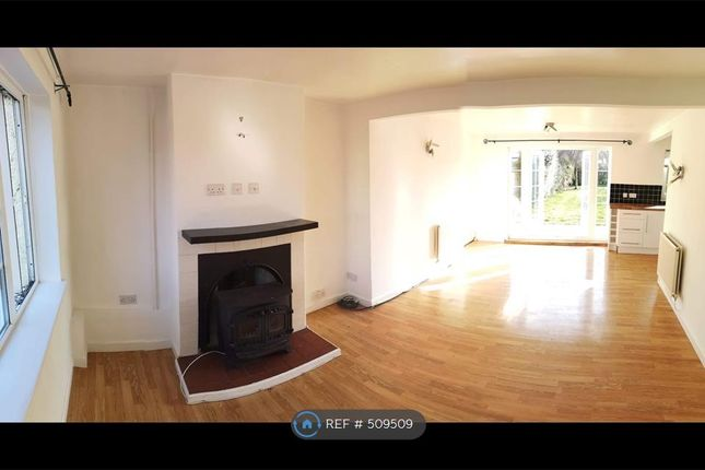 Thumbnail Terraced house to rent in Roosevelt Road, Long Hanborough, Witney