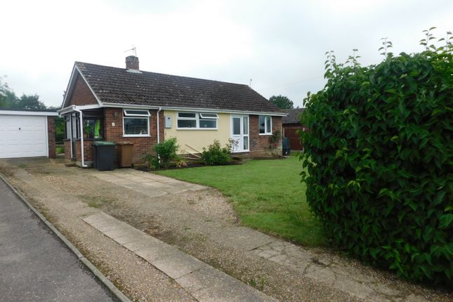 Detached bungalow for sale in Bowl Road, Battisford Tye, Stowmarket