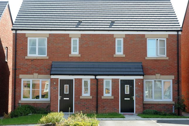 "3 bed end terrace house for sale in ""The Hanchurch"" at Clydesdale Road, Lightfoot Green, Preston"