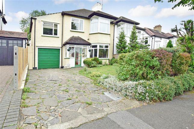 Thumbnail Semi-detached house for sale in Heathdene Road, Wallington, Surrey