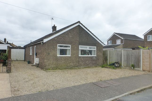 Detached bungalow for sale in Kiln Close, Old Catton, Norwich