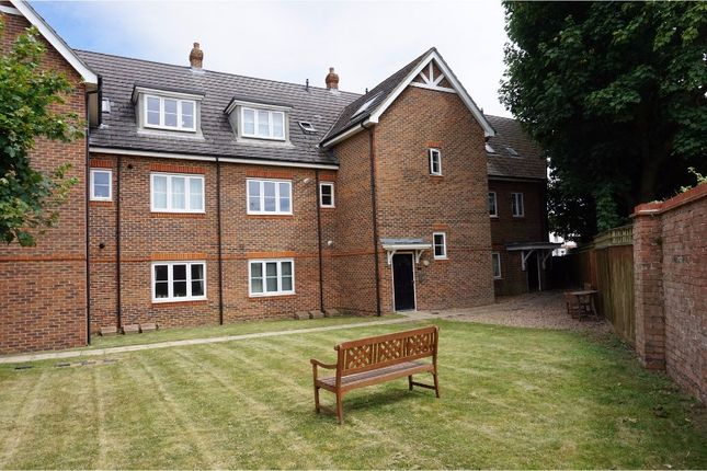 Thumbnail Flat for sale in Premier Place, Watford