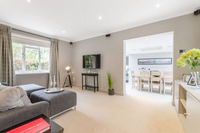 Detached house to rent in Margravine Gardens, Barons Court, London