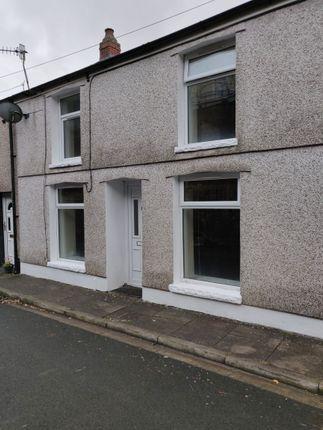 Thumbnail Terraced house to rent in Wind Street, Blaenllechau, Ferndale