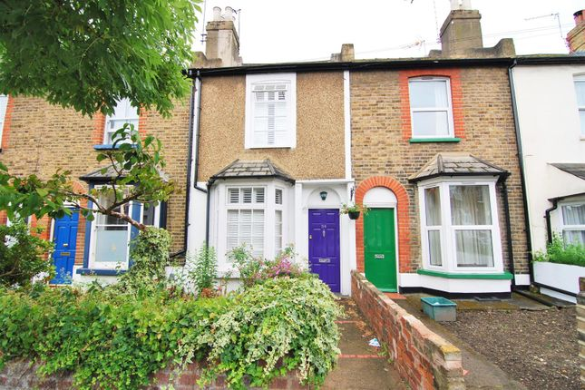 Thumbnail 2 bed terraced house to rent in East Road, Kingston Upon Thames