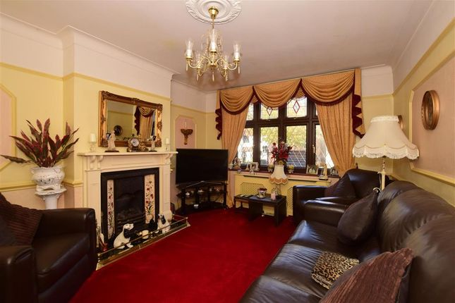 Thumbnail Semi-detached house for sale in Ruskin Road, Carshalton, Surrey